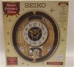 SEIKO Clock QXM541BRH